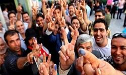 فیلم| برای حل مشکلات پای صندوق آمدهایم/ غائبین امروز حق نق زدن در برابر مشکلات را ندارد