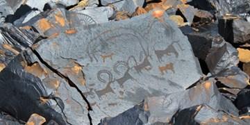 ۱۰۰ هزار نقاشی روی سنگنگارههای «سایمالوتاش»