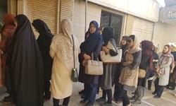 فیلم| ازدحام جمعیت در دقایق پایانی شعب اخذ رای در شهرکرد