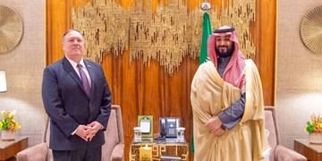 هشدار پامپئو در عربستان: نباید در برابر ایران کوتاه بیاییم
