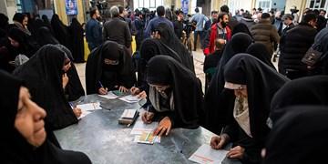 تمدید زمان انتخابات تا ساعت 20/روند انتخابات تاکنون با مشکلی مواجه نبوده است