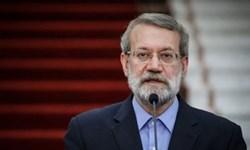 علما و مسئولان  کشور در تماس با رئیس مجلس برای وی آرزوی سلامتی کردند