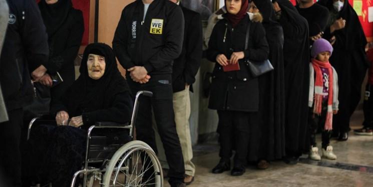 حضور پررنگ ایلامیها در انتخابات مجلس یازدهم