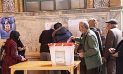 فیلم| حضور گسترده مردم سراسر استان در انتخابات مجلس