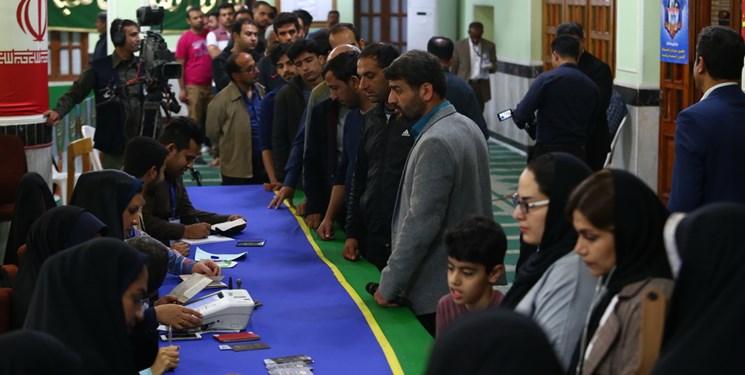 تصاویر| یازدهمین دوره انتخابات مجلس در بوشهر