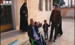 فیلم  حضور آگاهانه مردم ایلام در انتخابات