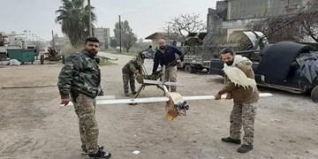 ارتش سوریه 2 پهپاد تروریستها را در ادلب سرنگون کرد