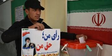 مشارکت بیش از 75 درصدی بهابادیها در انتخابات تا ساعت 21