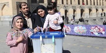 فرآیند شمارش رأی در استان اصفهان آغاز شد+ آمار تکمیلی