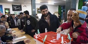 حضور خانوادگی پای صندوقهای رای