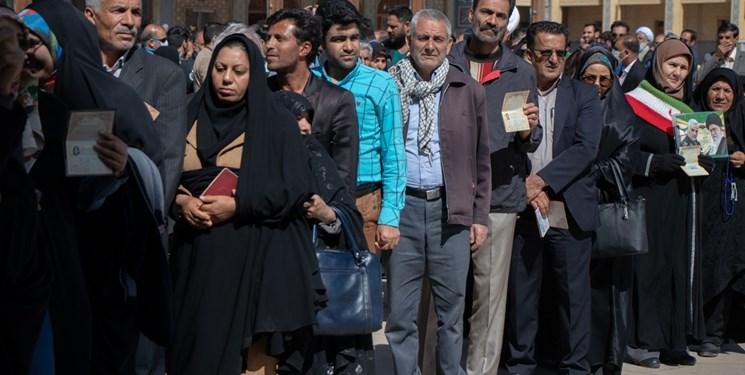 نتایج اولیه 14 حوزه انتخابیه مجلس یازدهم در استان فارس اعلام شد