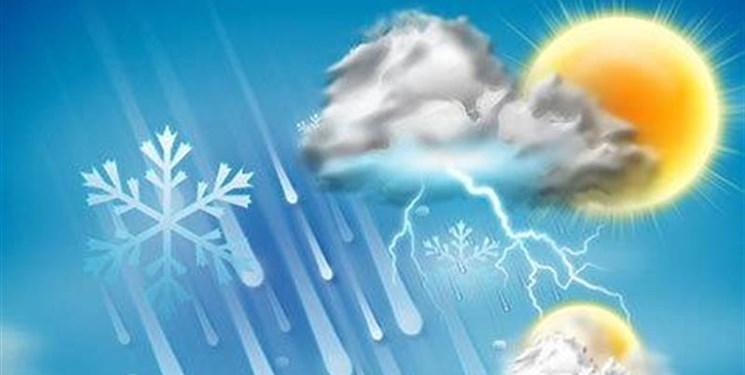 ایجاد ناپایداری و کاهش دما تا ظهر روز جمعه