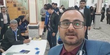 فیلم| سلفی افتخار مردم استان بوشهر در انتخابات