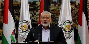 گفتوگوی تلفنی اسماعیل هنیه با ظریف/درخواست حمایت از مقاومت مردم فلسطین