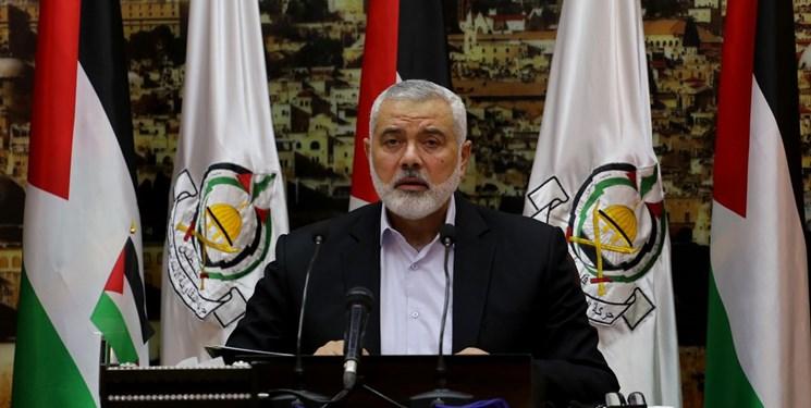 هیات حماس به ریاست اسماعیل هنیه به مسکو سفر میکند