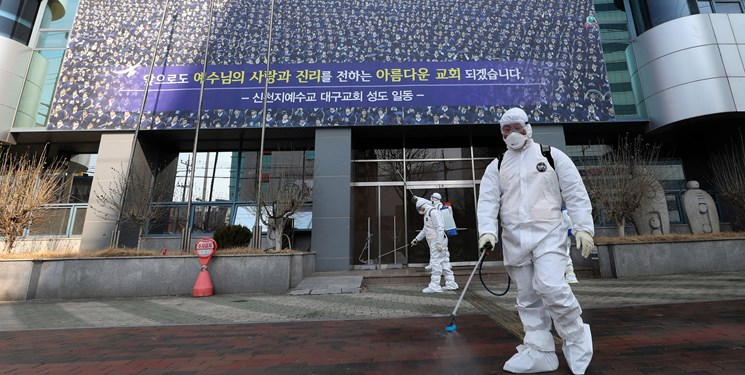بالاترین سطح هشدار برای «کرونا» در کره جنوبی