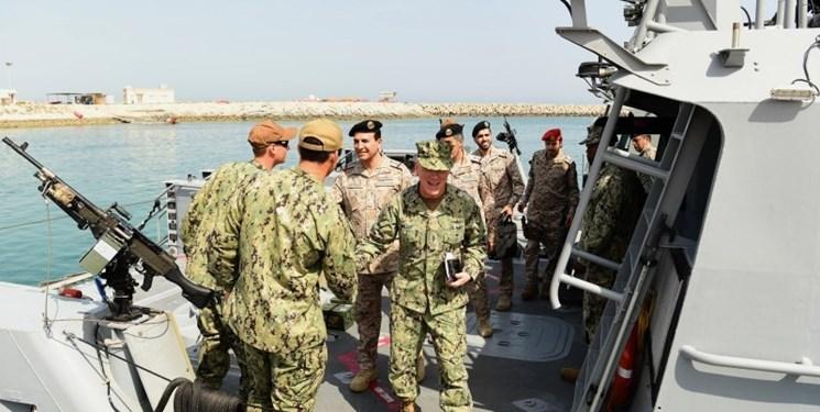 عربستان و آمریکا رزمایش مشترک دریایی در «خلیج فارس» برگزار کردند