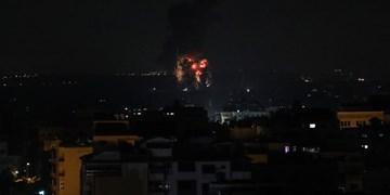 هواگردهای رژیم صهیونیستی یک موضع مقاومت در غزه را هدف قرار دادند