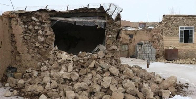 خسارت به۳ هزار و ۵۰۰ واحد مسکونی/ زمین لرزه در آذربایجان غربی ۹۵ مصدوم بر جا گذاشت