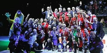 جام حذفی والیبال ایتالیا  لوبه در غیاب غفور قهرمان شد+عکس