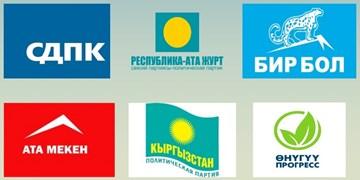 قرقیزستان و انتخابات 2020؛ حذف و اضافه احزاب با آرایش جدید