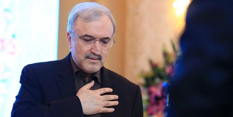 پیام تسلیت وزیر بهداشت در پی درگذشت خانم فاطمه رهبر
