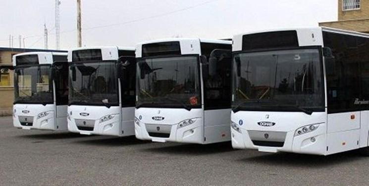 ارائه خدمات رایگان اتوبوسرانی به عزاداران راهپیمایی دلدادگان حسینی