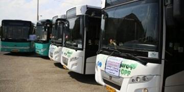 افزایش اتوبوسها در قم برای رعایت شیوهنامههای بهداشتی کرونا