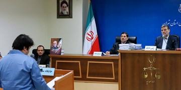 صدور حکم حبس برای6 متهم پرونده روح الله زم