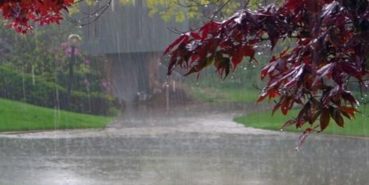 بارش در اغلب شهرها و باران 110 میلیمتر در برخی نقاط/ هشدار تگرگ و صاعقه در مناطق مرتفع