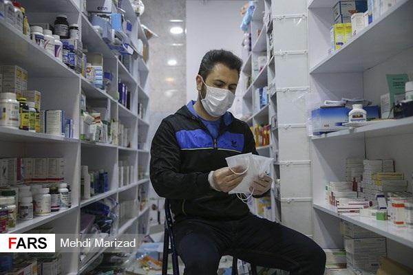 13981206000304637182299391642972 73274 PhotoL - بازار بیمتولی  کالای محافظ سلامت/ «ماسک» در مترو ارزانتر از داروخانه