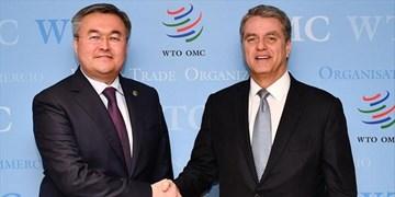 دیدارهای دوجانبه وزیر امور خارجه قزاقستان در ژنو