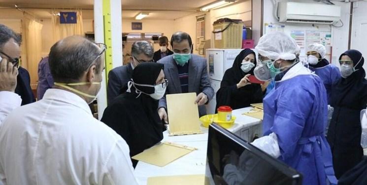 اختصاص 10 درصد ظرفیت تمامی بیمارستانهای کرمانشاه برای مقابله با کرونا/ تست تشخیص کرونا رایگان است