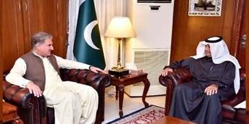 دعوت قطر از پاکستان در مراسم امضای قرارداد صلح طالبان و آمریکا