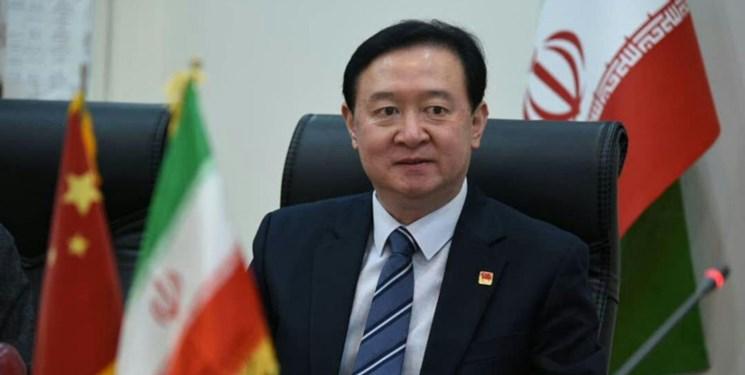 اهدای ۲۵۰ هزار ماسک به ایران از سوی سفارت چین