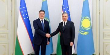 توسعه روابط اقتصادی محور دیدار «میرضیایف» و نخستوزیر قزاقستان