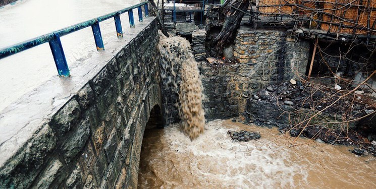 باران سیلآسا در همدان/ بحران نداشتیم