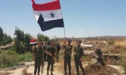 9 هزار کیلومتر مربع  از صحرای سوریه پاکسازی شد
