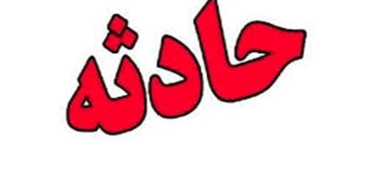 قطار همدان - مشهد در پرند از ریل خارج شد