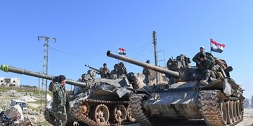 گروه نزدیک به معارضان سوریه: ارتش سوریه شهر «کفرنبل» را آزاد کرد