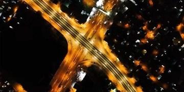 فیلم  «پل خواجوی» بندرعباس