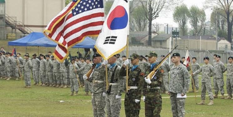 سرباز آمریکایی در کره جنوبی به کرونا مبتلا شد