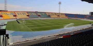 مسابقات هفته سوم لیگ فوتبال عراق به خاطر کرونا بدون تماشاگر شد