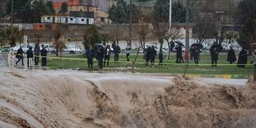 آخرین اخبار سیل در کشور| از طغیان رودخانه «کشکان» تا تخلیه ۷ روستای الیگودرز