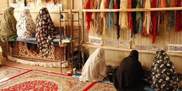 اقدام جالب بانوان کنگان در حمایت از مشاغل خانگی و ایجاد اشتغال