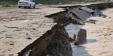 خسارت ۵۰۰ تا ۶۰۰ میلیارد تومانی سیل به راههای لرستان/ راه ۲۴۳ روستا قطع است