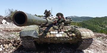 بیانیه ارتش سوریه؛ عمق امن تروریستها در جنوب ادلب آزاد شد