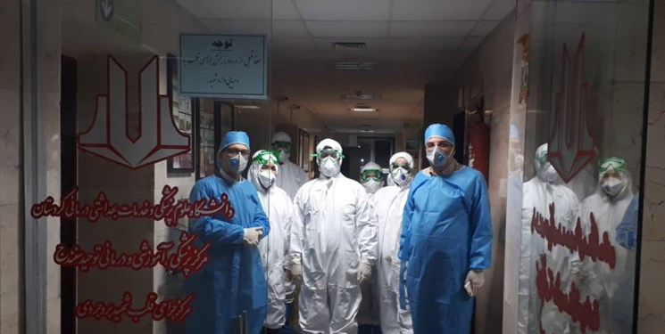 آمادگی کامل بیمارستان سنندج برای مقابله با کرونا/از کرونا نترسید، پیشگیری کنید