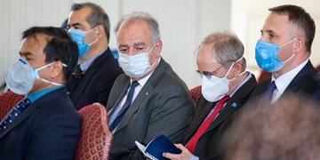 جلسه مشترک سفرای خارجی مقیم ایران در خصوص کرونا