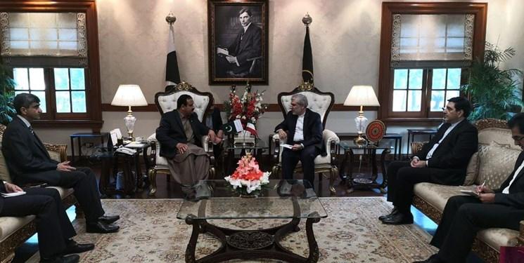 تأکید سفیر ایران بر توسعه گردشگری در زمینههای مختلف بین ایران و پاکستان